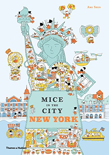 Mice in the City: New York (Mice in the City)