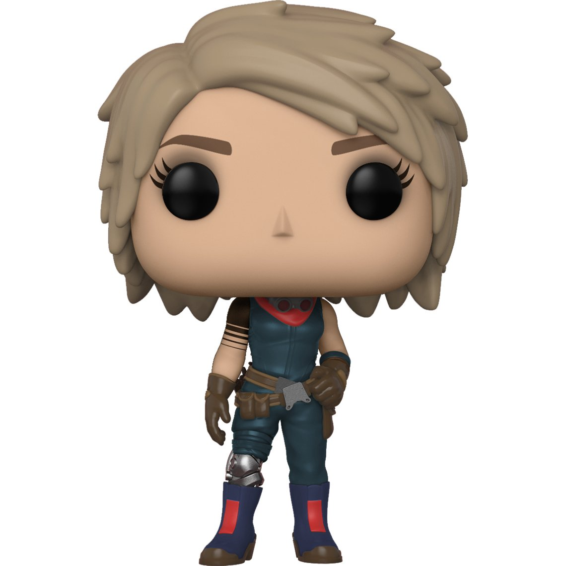 Funko Amanda Holliday: Destiny x POP Games Vinyl Figure /& 1 POP Compatible PET Plastic Graphical Protector Bundle #338 // 30107 - B BCC9400R3
