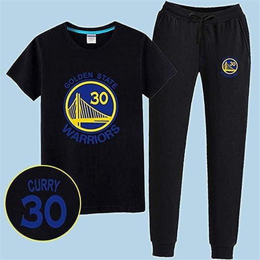 Ldwxxx Conjunto Juvenil de la NBA Camiseta de los Golden State ...
