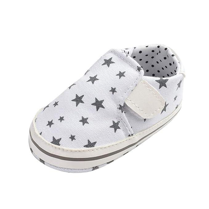 VECDY Zapatillas Bebe, Zapatos De Bebé con Estampado De Estrellas De ...