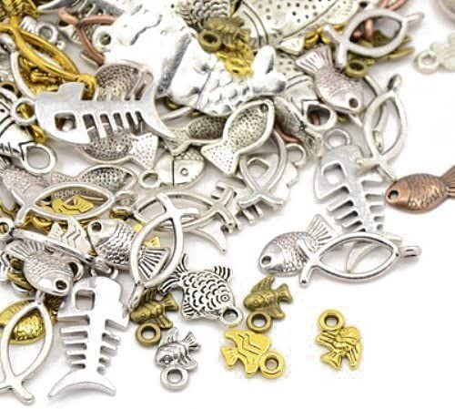 Pack of 30 Grams Mixed Tibetan Random Shapes /& Sizes Charms - Charming Beads HA07345 DRAGONFLY -