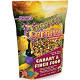 Tropical Carnival F.M. Brown's Gourmet Canary and Finch Food, 1.5-lb Bag - Vitamin-Nutrient Fortified Daily Diet with Fruits, Veggies, Grains, Seeds, Herbs, and Flowers Larger Image