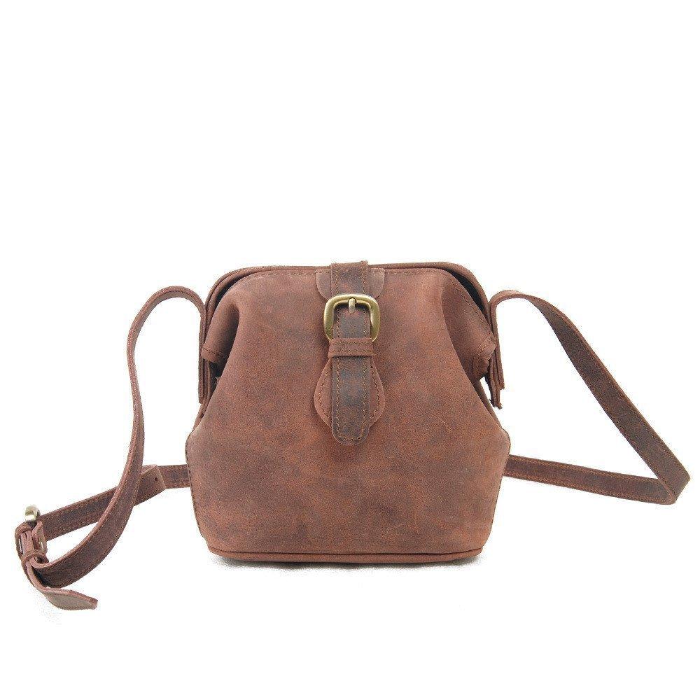 YanFa bag Neu, Retro, Persönlichkeit, Mode, Handtasche, Umhängetasche, Ledertasche, B0135