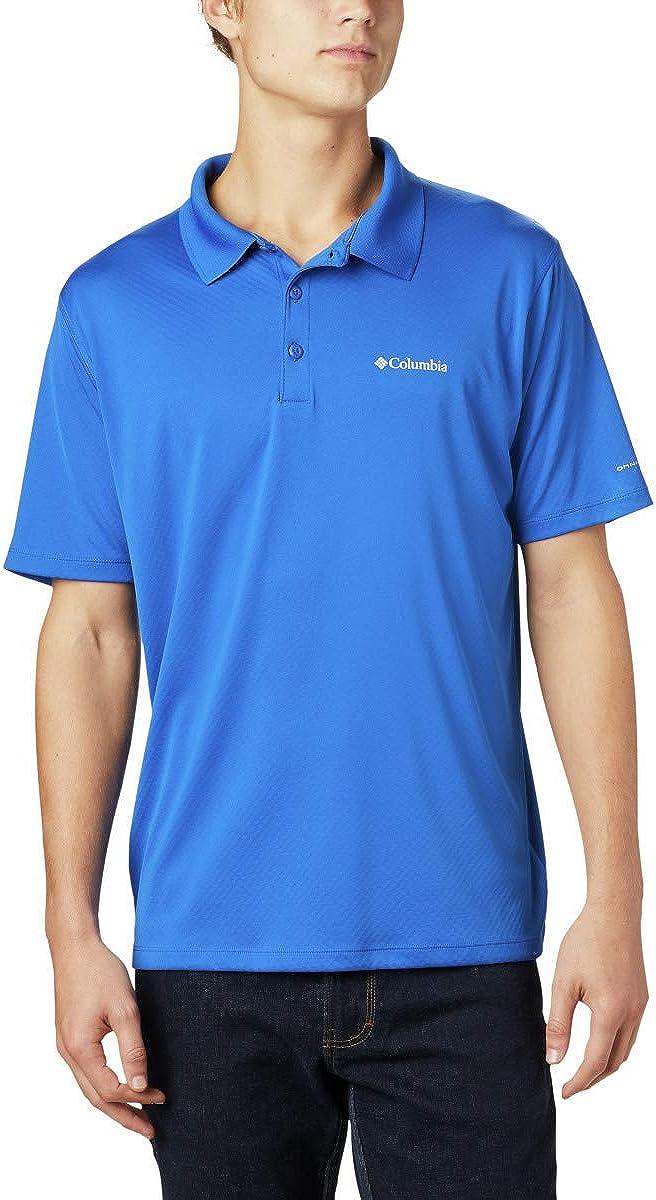 Columbia Men's Zero Rules Polo Shirt