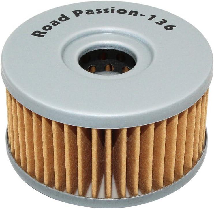 Road Passion Ölfilter Für Drz250 2001 2002 2007 Gn250 1982 2000 Gz250 Marauder 1999 2010 Auto