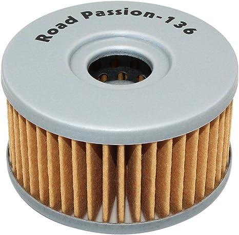 Road Passion Ölfilter Für Dr350 1990 2000 Dr350 Off Road 1990 1998 Auto