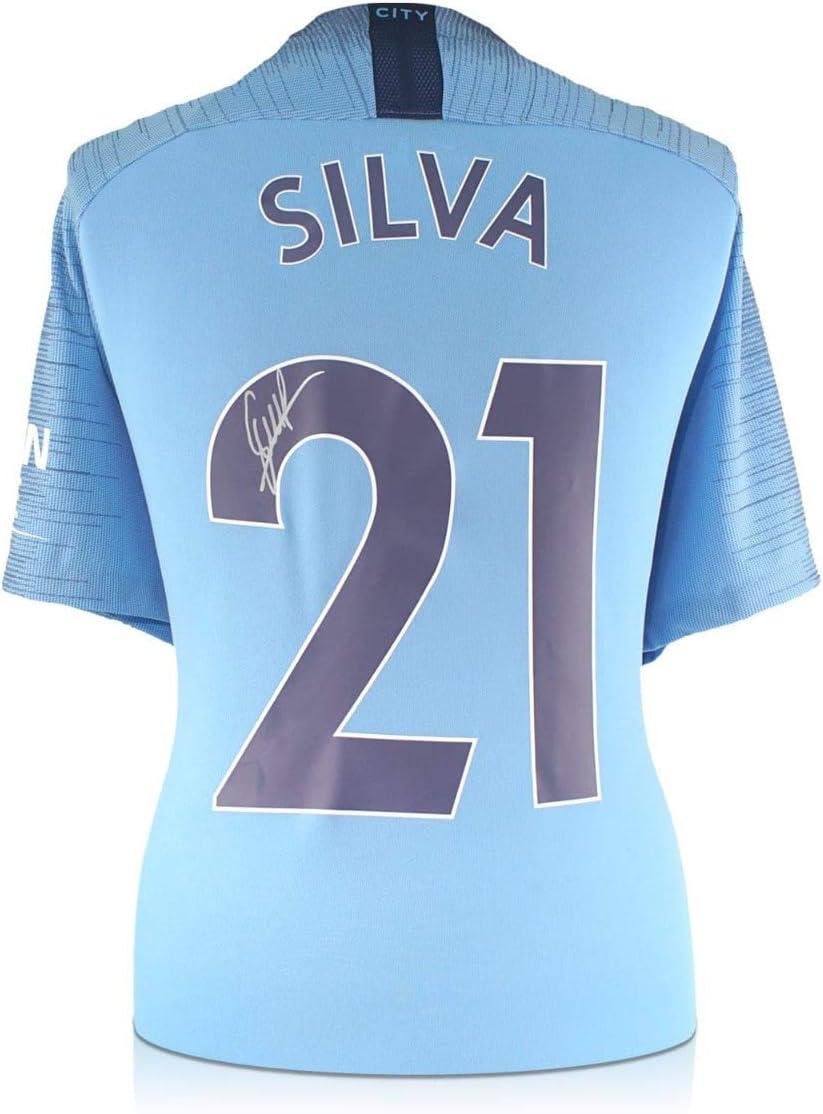 exclusivememorabilia.com Camiseta de fútbol Manchester City ...