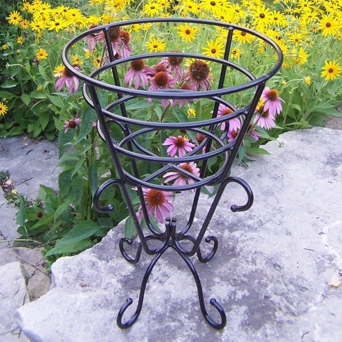 Oakland Living Gold Cup Plant Stand by Oakland Living