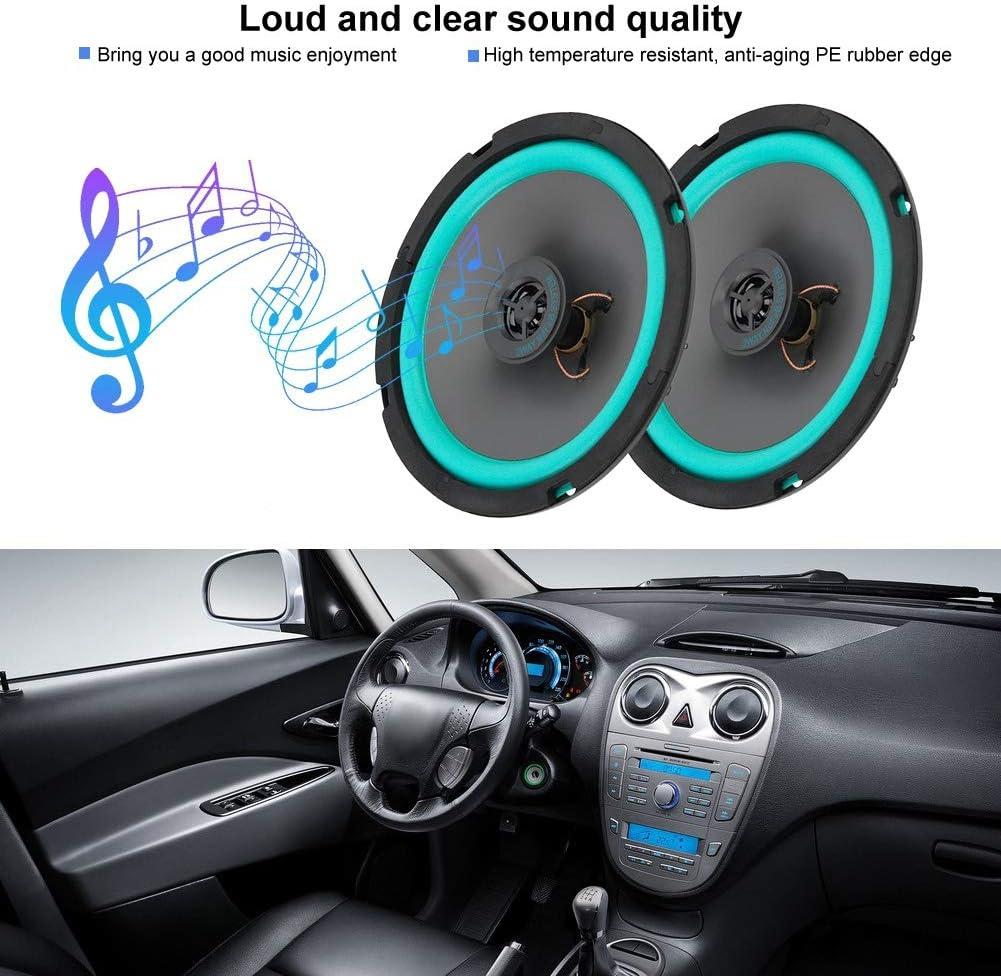 SANON 6.5 Inch 160W Car Tweeter,Super Power Loud Speaker Vehicle Door Music Audio Speakers