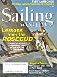 img - for Sailing World Magazine, October 2005 book / textbook / text book