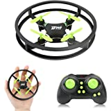 DWI Indoor Aerial Drone for kids Beginners with LED Light Nano Drones RTF Quadcopter D1