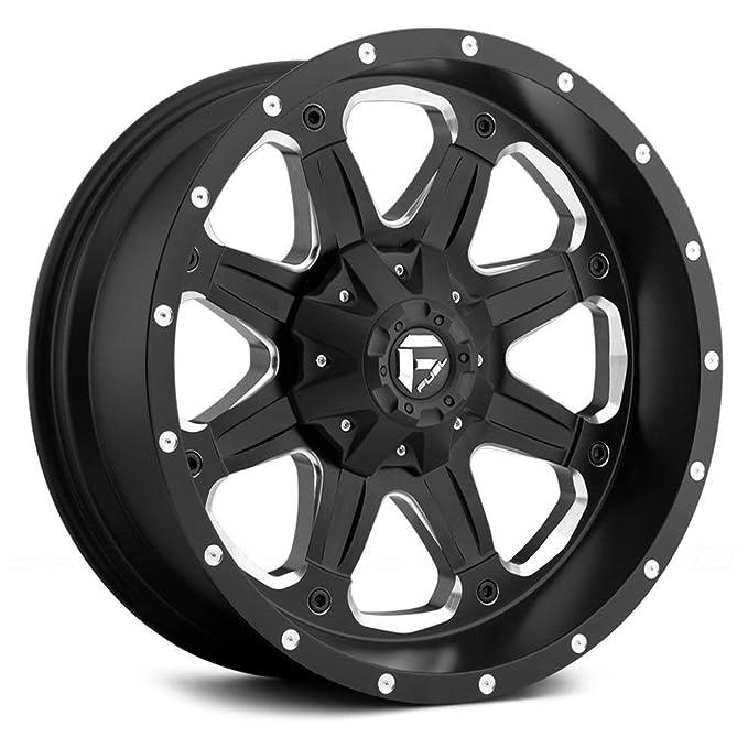 Amazon Com Fuel Offroad Wheels D534 17x9 Boost 8x170 Nb4 50 12