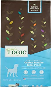 Nature'S Logic Dog Food Canine Meal Feast, Sardine