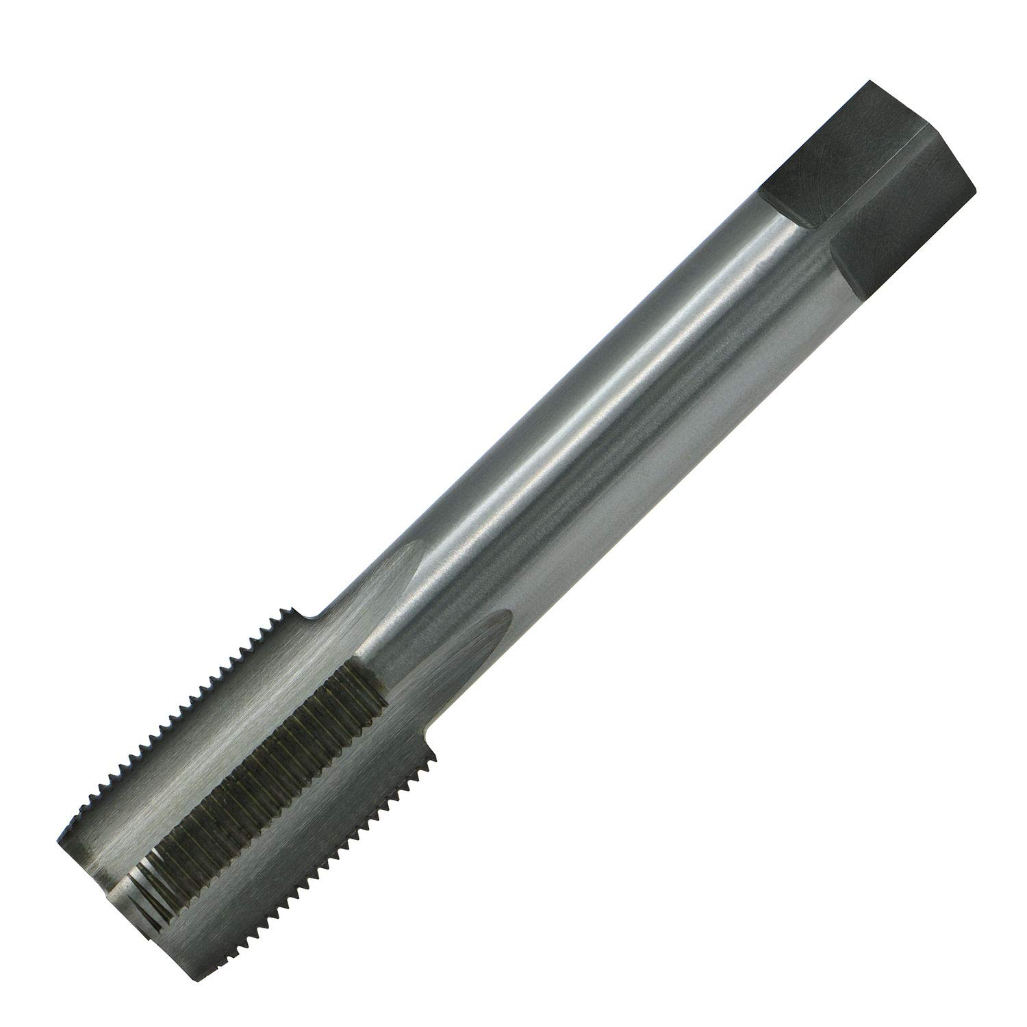 GZTool 7/18-18 UNS Left Hand Thread Tap 7/8'' - 18 TPI High Speed Steel HSS by GZTool
