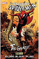 Spider-Man: The Gauntlet Vol. 5: Lizard Kindle Edition