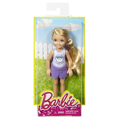 Barbie Chelsea and Friends Bedtime Fun: Toys & Games