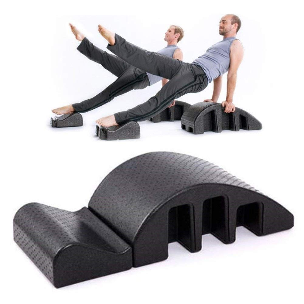 Pilates Spinal Orthosis, Massage Bed, Back Pain, Relieve Back Curve, Healthy Yoga Foam, Balance Body, Spinal Arrangement