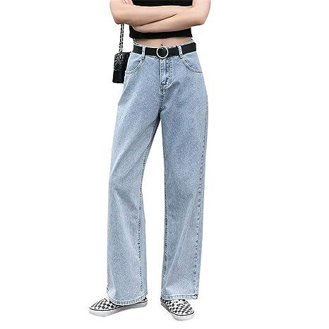 Jeans de mujer Mujeres Trapeando Lavado Pantalones vaqueros ...