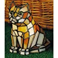 Meyda Tiffany 11332 Stained Glass / Tiffany Specialty Lamp from the Animal Sculp,
