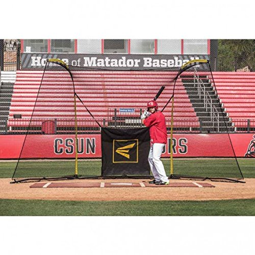 Easton Pop Up Backstop (Portable Baseball Batting Cage)