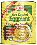 Ziyad Fire Roasted Eggplant, Medium, 6 LB, 4.5 OZ