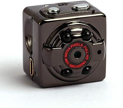 ieGeek Mini Cámara Oculta 1080P, Cámara Portátil SQ8 Micro DV ...
