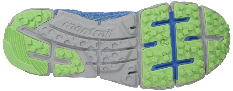 Columbia Montrail Women's Fluidflex F.K.T. II Trail Running Shoe B072WHSS5V 7.5 B(M) US|Blue Sky, Jade Lime