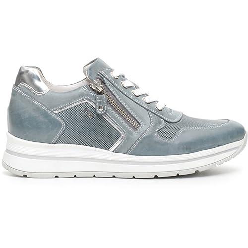 Nero Chaussures Giardini Marine Femme Bleu 38 BcInwEtH