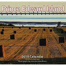 "2019 Prince Edward Island Monthly Wall Calendar 12""x11.5"""