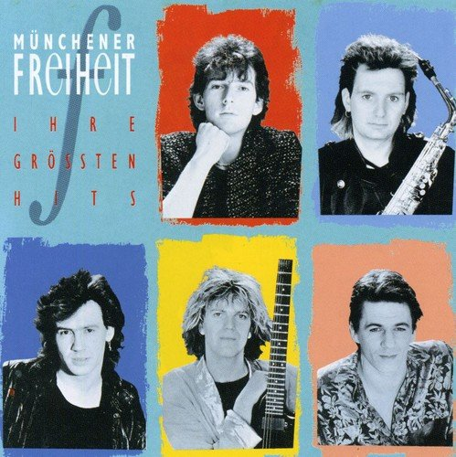 CD : Münchener Freiheit - Greatest Hits (ger) (Germany - Import)