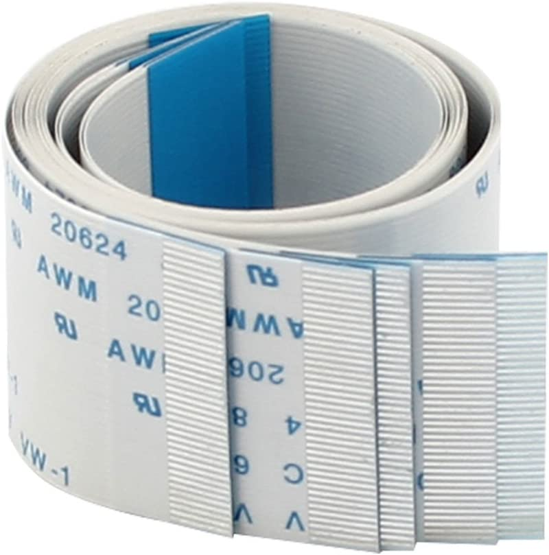 1.00 mm Pitch 4 PIN Ribbon Flat Flex Cable 140 mm Long