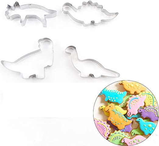 Dinosaur Cookie Cutters 9 Styles Available