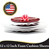 """50 Pack of Mighty Gadget Brand 12"""" X 12"""" Foam"""