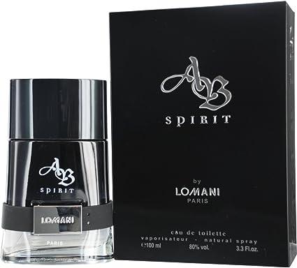 Lomani Ab Spirit Millionaire PARA HOMBRES por Lomani 100 ml Eau de Toilette Vaporizador