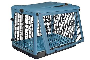 Exceptional The Other Door Steel Crates Ocean Blue 27u0026quot; ...