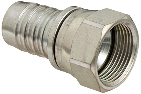 1 Hose to 1 MJIC Fitting Weatherhead 43016U516