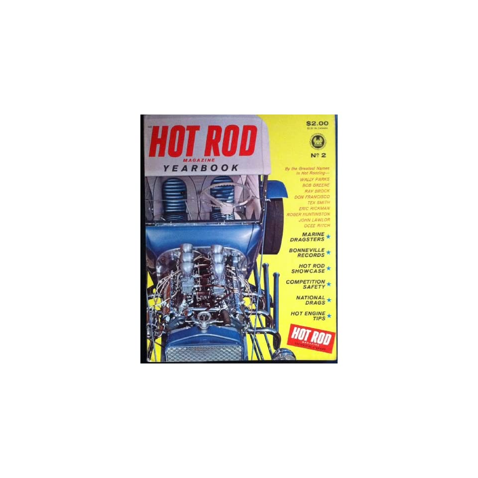 Hot Rod Magazine Yearbook Number 2