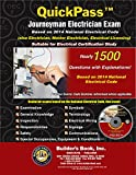 img - for 2014 QuickPass Journeyman Electrician Exam Guide book / textbook / text book