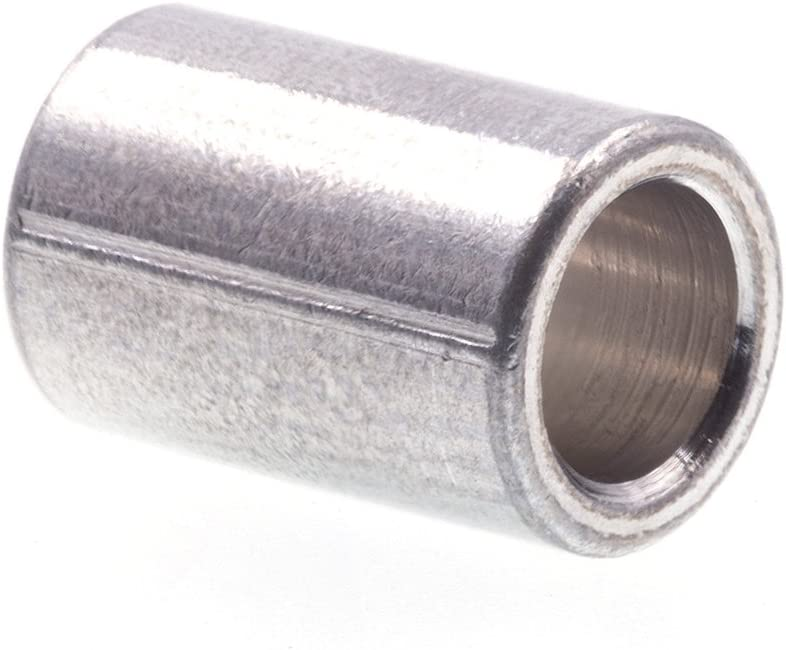Aluminum Spacer 3//8 OD x 1//4 ID x Many Lengths Round by Metal Spacers Online 1//4 Length, 100
