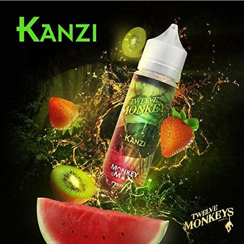 Kanzi (50ml) Plus e Liquid by Twelve Monkeys Nikotinfrei