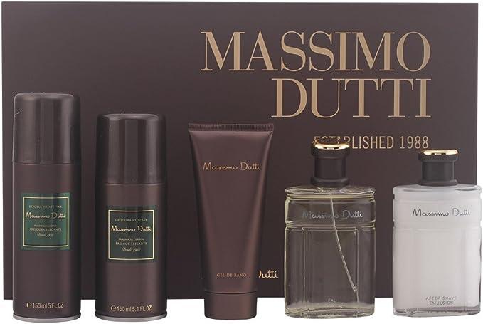 Massimo Dutti 60896 - Set de regalo, 5 piezas: Amazon.es: Belleza