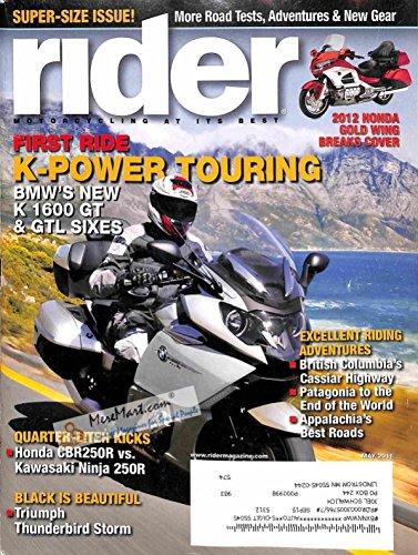 Rider Magazine, May 2011: meremart: 0072246479148: Amazon ...