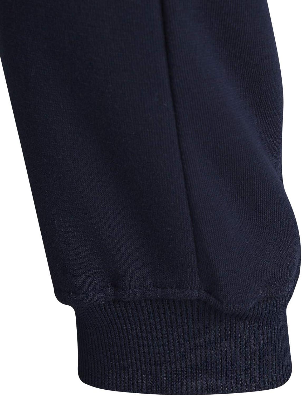 Galaxy by Harvic Boys Active Basic Fleece Jogger Pant