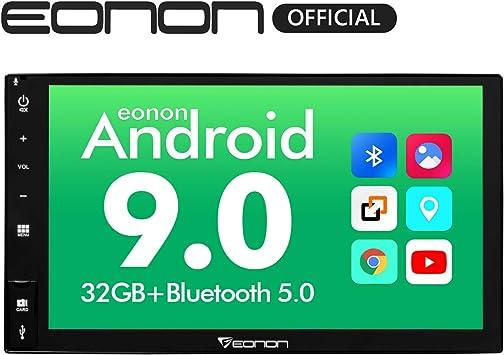 eonon GA2177 Android 9.0 InDash 2Din Headunit con Integrado ...