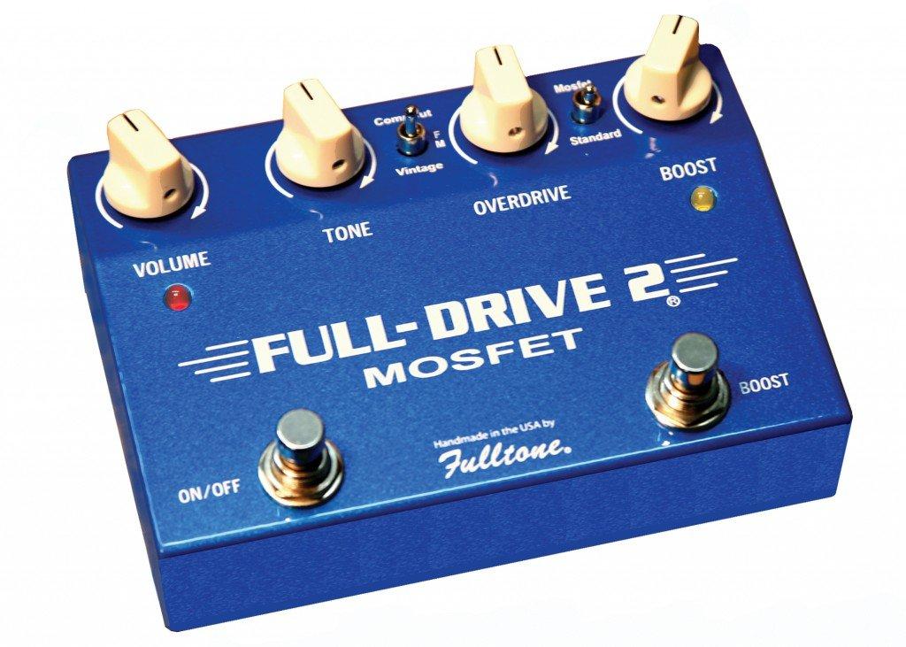 Fulltone / FULL-DRIVE 2 MOSFET フルトーン オーバードライブ B07C568SRG