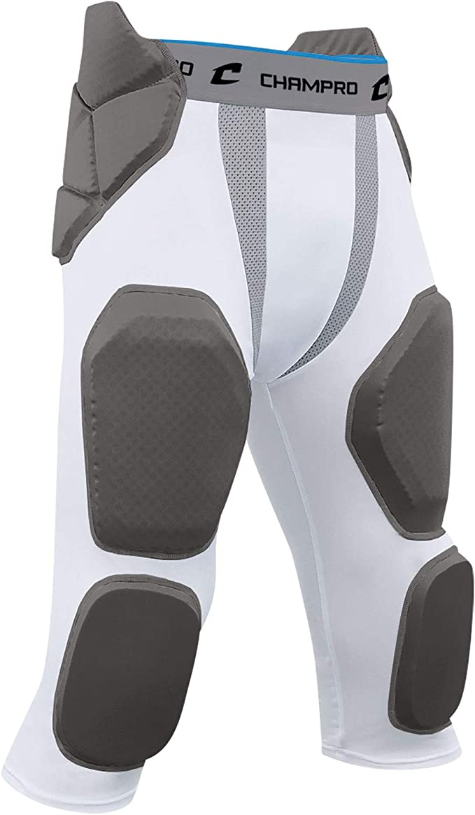 Champro Bull Rush 7-Pad Girdle Youth /& Men/'s FPGU17