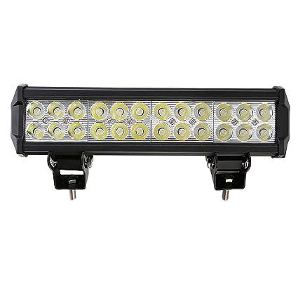 PrimLight 1pcs 72W Luz del Trabajo de LED Proyector de la Barra ...