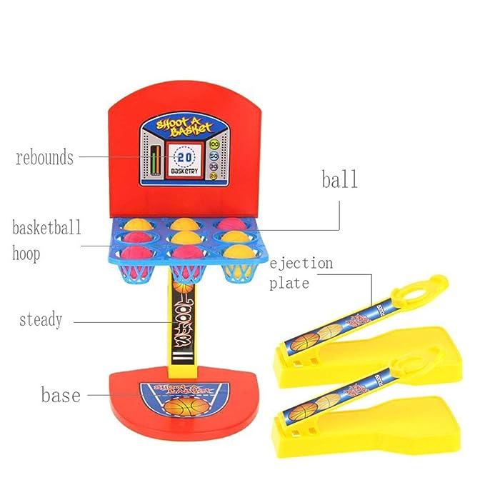 Amazon.com: Loukou - Juego de pelotas de baloncesto para ...