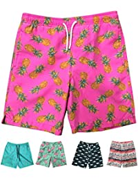Little Boys Quick Dry Beach Board Shorts Kids Swim Trunk Swimsuit Beach Shorts Swim Trunk for Boys