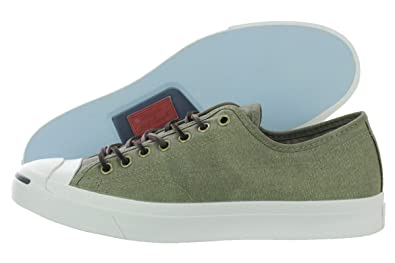 71064febe22 Image Unavailable. Image not available for. Color  Converse Jack Purcell  Canvas OX ...